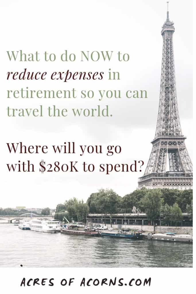 Travel more in retirement. Get healthy while you are working. #getfit #retiremetn #moneymoves